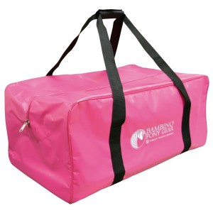Bambino Gear Bag Pink 77cm wide x 35cm deep